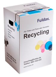 Fuldax Recyclingbox